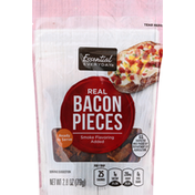 Essential Everyday Bacon Pieces, Real