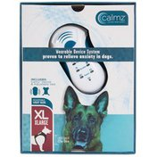 Petmate Extra Large Black Calmz Anxiety Relief System for Dogs