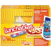 Lunchables Cheese Pizza with Capri Sun Convenience Meal