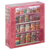 Jack Pine Puzzle Puzzle, Candy Shelf, 1000 Piece