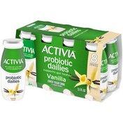 Activia Probiotic Dailies Vanilla Yogurt Drink