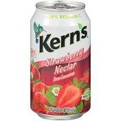 Kern's Kerns® Strawberry Nectar Fruit Juice 11.5 fl.oz Can Kerns Strawberry Nectar Fruit Juice