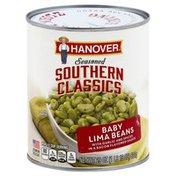 Hanover Lima Beans, Baby, Seasoned Southern Classics
