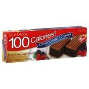 Little Debbie Chocolate Cakes