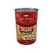 Dunya Harvest Canned Organic White Kidney Beans