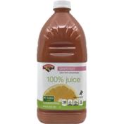 Hannaford 100% Grapefruit Juice