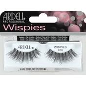 Ardell Eye Lashes, Wispies, 700