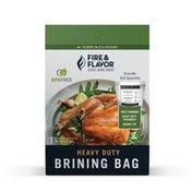 Fire & Flavor Brining Bag