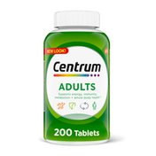 Centrum Multivitamin for Adults, Multivitamin for Adults