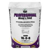 Sunniland Weed & Feed, 16-0-8