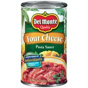 Del Monte Four Cheese Pasta Sauce
