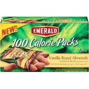 Emerald Supplements 100 Calorie Packs Vanilla Roast Almonds