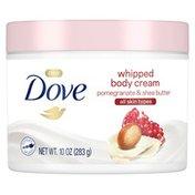 Dove Body Cream Pomegranate And Shea Butter