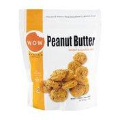 WOW Baking Company Peanut Butter Wheat & Gluten Free Cookies