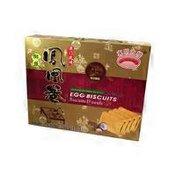 Dmdq Coconut Egg Biscuits