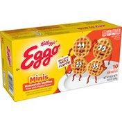 Kellogg's Eggo Frozen Waffles, Homestyle, No Artificial Colors of Flavors