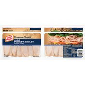 Oscar Mayer Smoked Turkey Breast and White Meat