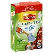 Lipton Green Tea, Cherry Blossom