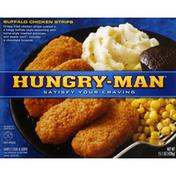 Hungry-Man Buffalo Style Chicken Strips Frozen Dinner
