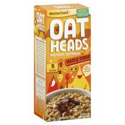 Better Oats Oatmeal, Instant, Maple Syrup