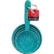 Cocinaware Measuring Cups, Aqua