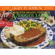 Amy's Kitchen Veggie Loaf Mashed Potatoes & Vegetables