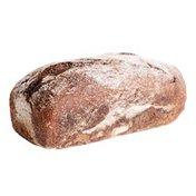 Pumpernickel Rye Loaf Slice