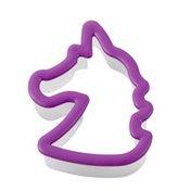 Wilton Purple Unicorn Grippy Cutter