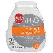 Big Y +H20 Energy Orange Tangerine