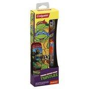 Colgate Toothbrush & Toothpaste, Teenage Mutant Ninja Turtles