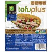 Nasoya TofuPlus, Organic, Firm