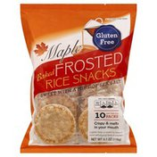 Kameda Rice Snacks, Frosted, Baked, Maple, On-the-Go Packs