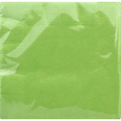 Sensations Napkins, Fresh Green, 2 Ply