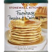 Stonewall Kitchen Pancake & Waffle Mix, Farmhouse