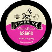 New Bridge Cheese Spread, Asiago