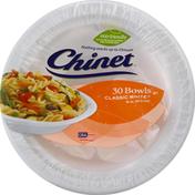 Chinet Bowls