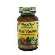 MegaFood Women's One Daily Vitamin Tablets