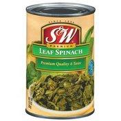 S&W Leaf Spinach