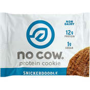 No Cow Cookie, Protein, Snickerdoodle