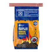 Southeastern Grocers Charcoal Briquets Burn In The Bag