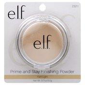 e.l.f. Prime And Stay Finishing Powder Fair/Light