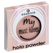 Essence Holo Powder, My Must Haves, Cotton Candy 02