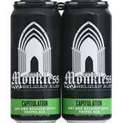 Monkless Beer, Capitulation