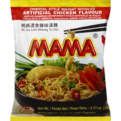 Mama Instant Noodles, Oriental Style, Aritifical Chicken Flavour
