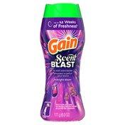 Gain , Scent Blast, In-Wash Scent Booster Beads, Midnight Bloom