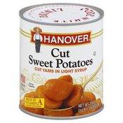 Hanover Sweet Potatoes, Cut