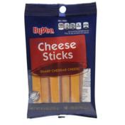 Hy-Vee Sharp Cheddar Cheese Sticks