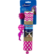 Companion Cat Toy  Scratch And Play Cardboard Roller