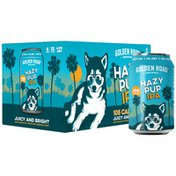 Golden Road Brewing Hazy Pup IPA Beer Cans