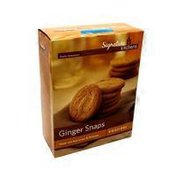 Signature Select Ginger Snaps